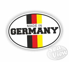 VW Made in Germany Sticker Decal  Car Van Volkswagen Dub Bug Camper Bus