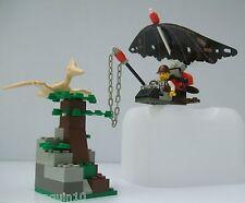 Lego 5921 Research Glider Adventurers Dino Island Pteranodon Dinosaur + Minifig