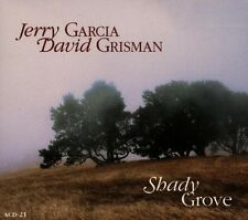 Jerry Garcia - Shady Grove [New CD]