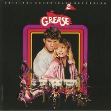 VARIOUS - Grease 2 (Soundtrack) - Vinyl (gatefold LP + booklet)