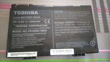 Batterie Toshiba PA-3395U-1BRS 4300 mAh non testee