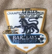 Pair(2) 2005-2006  English Premier League Sleeve Badge Patches -  Player Size
