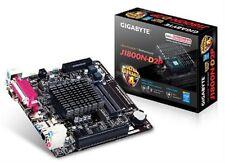 Gigabyte GA-J1800N-D2P Mini-ITX motherboard  built-in Celeron J1800, 2xSO-DIMM