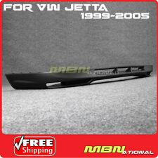 For 99-05 VW Jetta MK4 GLI Euro Style Front Bumper Lip Spoiler Valance PP 00 01