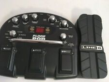 Line 6 Floor POD Plus Guitar Multi Effects Pedal                x