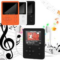 Portable Bluetooth MP3 MP4 Player Colour Screen FM Radio Video Games Movie Plays