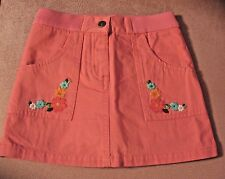 NWT GYMBOREE Floral Tropical Garden Flower Cotton Summer Skort/Skirt Girls 4