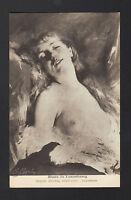 BUSTE de FEMME , SOUVENIRS par Charles CHAPLIN