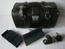 OLYMPUS OM Marrone vano camera di stoccaggio VALIGIA CASE L Large