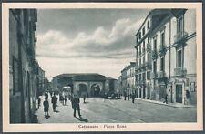 CATANZARO CITTÀ 12 TRAM - TABACCHERIA TABACCHI Cartolina