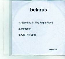 (DU800) Belarus, Standing in the Right Place - DJ CD