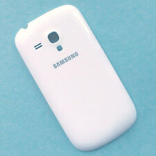 100% Genuine Samsung Galaxy S3 mini i8190 rear battery cover back white housing