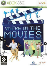 7652 // YOU'RE IN THE MOVIES POUR XBOX 360 NEUF SOUS BLISTER