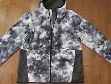 North Face Mens lightweight jacket Black/white Size XL RARE!!!