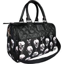 Liquor Brand Trinkets Handbag Skulls Punk Goth