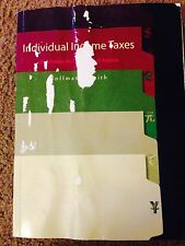 Individual Income Taxes, 2014 Edition for University of Arizona, Hoffman, Smith