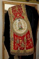 Etole de Chariton effigie Saint Roch Sainte Marguerite de l'Autel Normandie XIXe