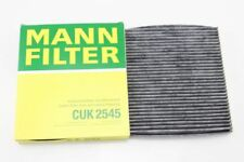 MANN&HUMMEL CUK2545 AKTIVKOHLE INNENRAUMFILTER Audi VW Seat Skoda