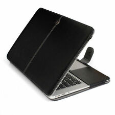 PU Leather Laptop Sleeve Case Cover Bag For Apple MacBook Retina Pro & Air