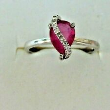 Ruby Ring size 8