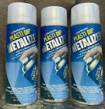 3 Performix Plasti Dip Metalizer 11oz Spray Can