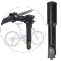 Folding Bike Head Tube Front Fork Hanging Core Cycling MTB Handlebar Stem Higher