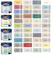Dulux Matt 2.5L 3L 6L 7L 10L Pure Multi-Colour Matt Emulsion Wall Ceiling Paint