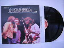 Here At Last - Bee Gees - Live, RSO 2658120 Ex Condition Double LP