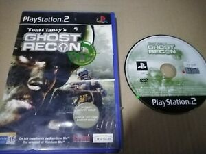 Ghost Recon PS2 TOM CLANCY'S