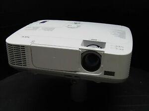 NEC M300X NP-M300X 3000 Lumens HDMI VGA Excellent Image 83% Lamp Life Left