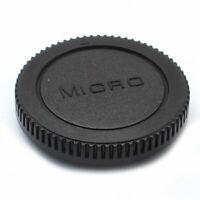 Body Cap for Micro 43 MFT M4/3 Olympus Panasonic EM5 EP5 GH4 GX7 EM1 G7 GX1