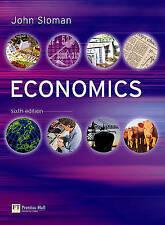 Economics 6th Edition by John Sloman (Paperback, 2005)