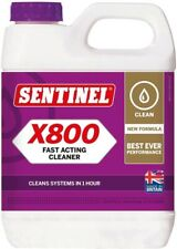 Sentinel X800 Fast Acting Central Heating Cleaner JETFLO 1 Litre