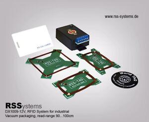 RFID U-LONG RANGE READ System DXURL100-UART,12V DC,READ DISTANCE 90...100cm
