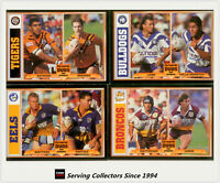 1994  Dynamic Rugby League Series 1 Dynamic Duos Card Full Set (16)- MINT& RARE