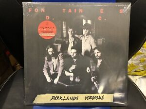 BRAND NEW SOLD OUT LIMITED EDITION FONTAINES DC DARKLAND VERSIONS VINYL SEALED