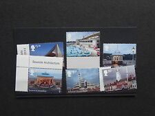 Mint Never Hinged/MNH Architecture Decimal European Stamps