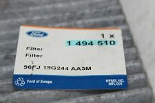 1494510 Pollen filter insert new genuine Ford part