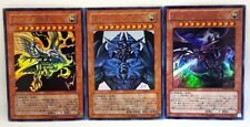 Yu Gi Oh Japanese Obelisk Slifer Ra God Set VJMP-JP046 037 064 Ultra Rare