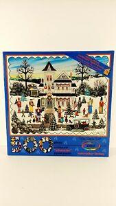 Jane Wooster Scott Art Nutcracker Fantasy 500 Piece Cork Puzzle Thick Jigsaw