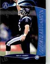 2008 Extreme Sports CFL Kevin Eiben #30