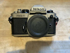 Nikon FM2T - Titanium - FM2/T - FM2n. Excellent Cond. Fully Working & Tested