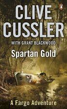 Spartan Gold: FARGO Adventures #1,Clive Cussler, Grant Blackwood