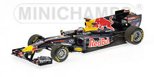 Minichamps 410110071 Red Bull Racing Show Car 2011 Vettel 1:43 NEU/OVP