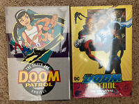 Graphic Novel Lot Doom Patrol Omnibus Hardcover Silver NEW Bronze Age Complete