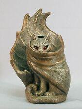 Grimalkin Cat Winged Spirit Familiar Candle Lamp M. Pena Windstone Edition #2017