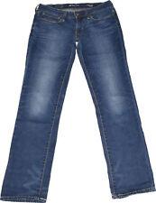 Levi's ® synchronisation par CURVE jeans w27 bleu Stretch Used Look
