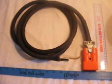 Cmc 175A-600V Connector With 8' Of Electrical Battery Charger Cable 2 Pin New
