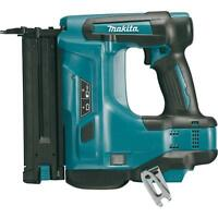 Makita Cordless 18-Gauge Brad Nailer 18V LXT Li-ion Air Gun Dry Fire Bare Tool