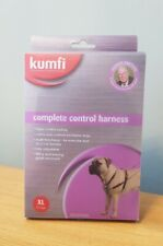 Kumfi Complete Control Harness Size Extra Large XL chest 70-95cm
